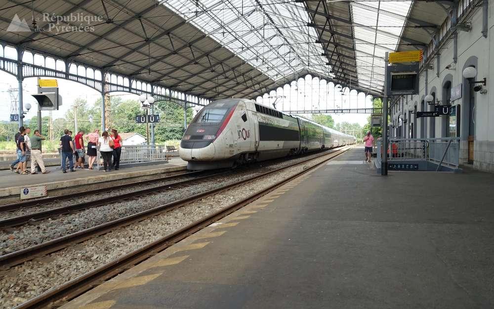SNCF : la gare de Pau va devoir patienter pour ses grands